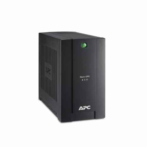 ИБП APC BC650-RSX761 (Линейно-интерактивные, 650ВА, 360Вт) BC650-RSX761
