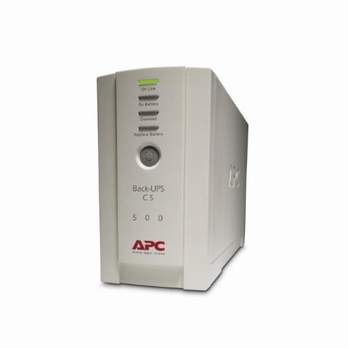 ИБП APC BK500EI (Линейно-интерактивные, 500ВА, 300Вт) BK500EI