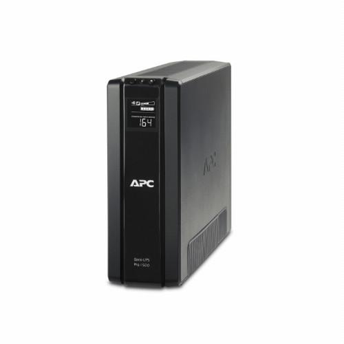 ИБП APC BR1500G-RS (Линейно-интерактивные, 1500ВА - 1,5кВА, 865Вт) BR1500G-RS
