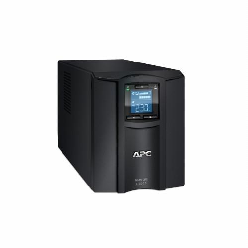 ИБП APC SMC2000I (Линейно-интерактивные, 2000 - 2кВА, 1300Вт - 1,3кВт) SMC2000I