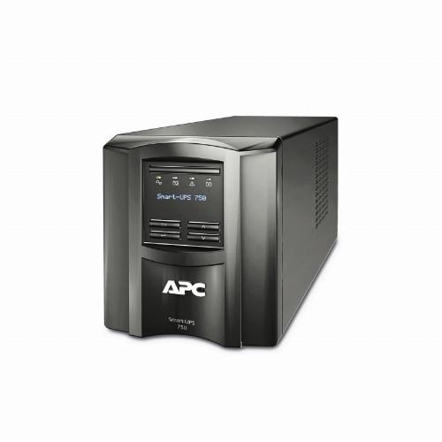 ИБП APC SMT750I (Линейно-интерактивные, 750ВА, 500Вт) SMT750I
