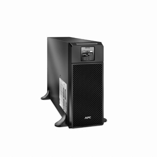 ИБП APC SRT6KXLI (Двойное преобразование - On-line, 6000 - 6кВА, 6000Вт - 6кВт) SRT6KXLI
