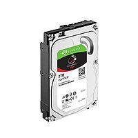 Жесткий диск внутренний Seagate IronWolf ST2000VN004 (2Тб (2000Гб), HDD, 3,5″, Для систем хранения (СХД),