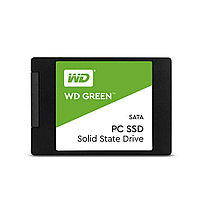 Жесткий диск внутренний Western Digital (WD) Green 3D NAND  WDS240G2G0A (240 Гб, SSD, 2,5″, Для ноутбуков,