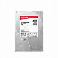Жесткий диск внутренний Toshiba P300 High-Performance HDWD120UZSVA (2Тб (2000Гб), HDD, 3,5″, Для компьютеров,