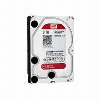 Жесткий диск внутренний Western Digital (WD) RED  WD30EFRX (3Тб (3000Гб), HDD, 3,5″, Для систем хранения