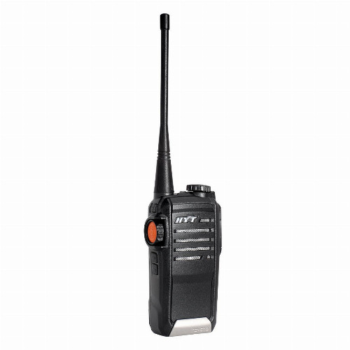 Рация портативная - переносная Hytera (HYT) TC-518, 5Вт, Li-Ion 1300 мАч, антенна (146-174 МГц) (ОВЧ - VHF