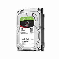 Жесткий диск внутренний Seagate IronWolfS ST3000VN007 (3Тб (3000Гб), HDD, 3,5″, Для серверов, SATA)