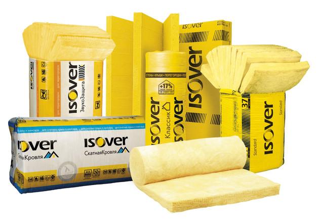 Минеральная плита ISOVER