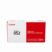 Лазерный картридж Canon 052 (Оригинальный, Черный - Black) 2199C002