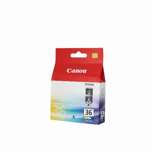 Струйный картридж Canon CLI-36 (Оригинальный, Цветной) 1511B001AF