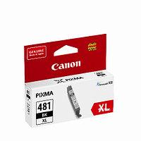 Струйный картридж Canon CLI-481 XL (Оригинальный, Черный - Black) 2047C001