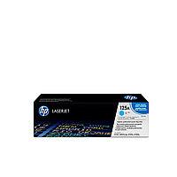 Лазерный картридж HP 125A (Оригинальный, Голубой - Cyan) CB541A