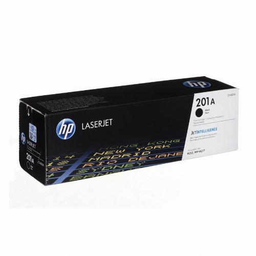 Лазерный картридж HP 201A (Оригинальный, Черный - Black) CF400A