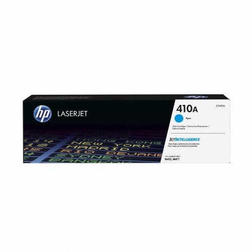 Лазерный картридж HP 410A (Оригинальный, Голубой - Cyan) CF411A