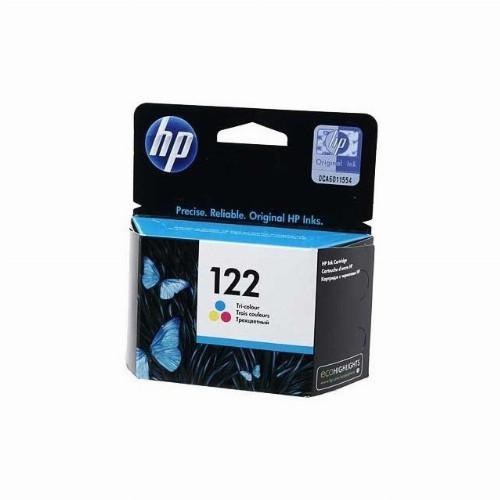 Струйный картридж HP 122 (Оригинальный, Цветной) CH562HE