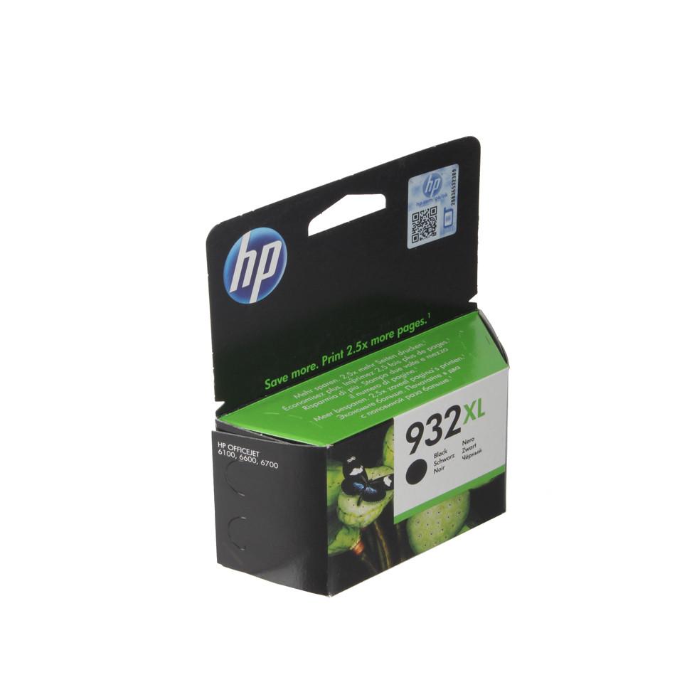 Струйный картридж HP 932XL (Оригинальный, Черный - Black) CN053AE