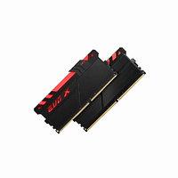 Оперативная память (ОЗУ) Geil EVO X GEXB416GB2400C16DC (16 Гб, DIMM, 2400 МГц, DDR4, non-ECC, Unregistered)