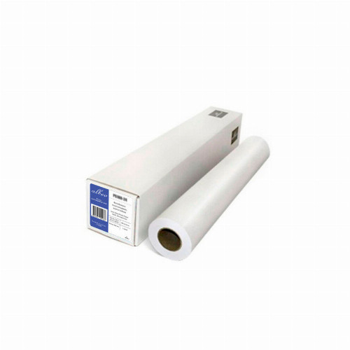 "Бумага для плоттеров (рулонная) Albeo Q90-36-1 (А0+, 2"" 50.8 мм, 45.7м, 90г/м2, Натуральная калька, 36""/914мм)"