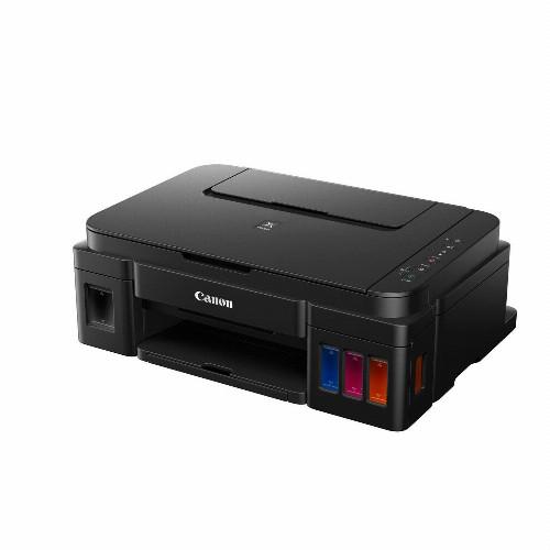 МФУ Canon PIXMA G3411 Color (Струйный, A4, Цветной, USB, Wi-fi, Планшетный) 2315C025
