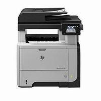 МФУ HP LaserJet Pro 500 M521dw B (Лазерный, A4, Монохромный (черно - белый), USB, Ethernet, Wi-fi, Планшетный)
