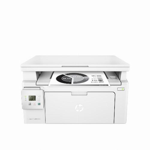МФУ HP LaserJet Pro M130nw B (Лазерный, A4, Монохромный (черно - белый), USB, Ethernet, Wi-fi, Планшетный)