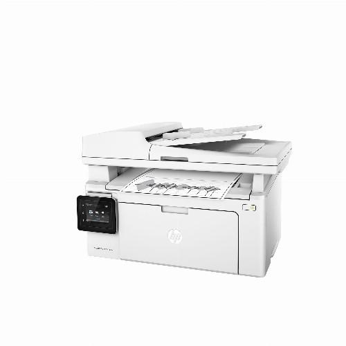 МФУ HP LaserJet Pro MFP M130fw B (Лазерный, A4, Монохромный (черно - белый), USB, Ethernet, Wi-fi, Планшетный)