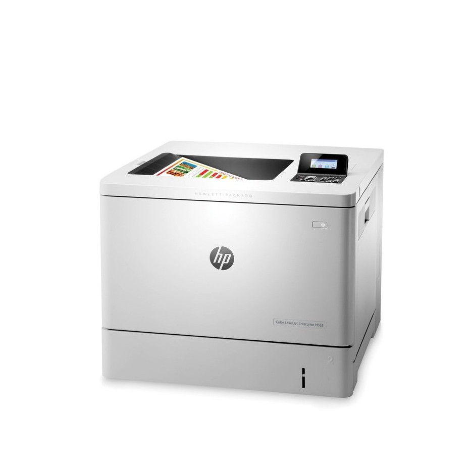 Принтер HP Color LaserJet Enterprise M553dn (А4, Лазерный, Цветной, USB, Ethernet) B5L25A