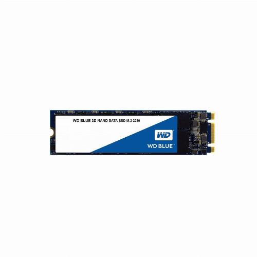 Жесткий диск внутренний Western Digital (WD) BLUE (250 Гб, SSD, M.2, Для ноутбуков, SATA) WDS250G2B0B