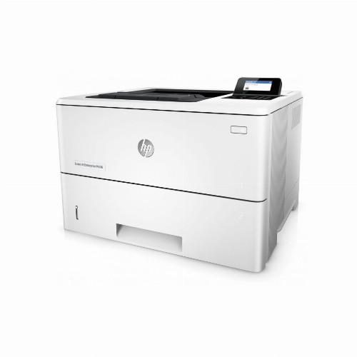Принтер HP LaserJet Enterprise M506dn B (А4, Лазерный, Монохромный (черно - белый), USB, Ethernet) F2A69A