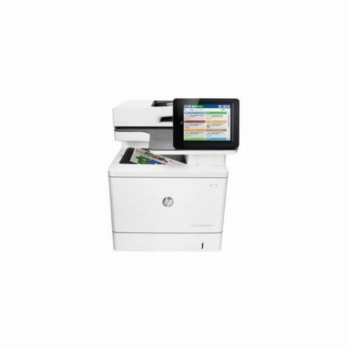 МФУ HP Color LaserJet Enterprise M577dn (Лазерный, A4, Цветной, USB, Ethernet, Планшетный) B5L46A