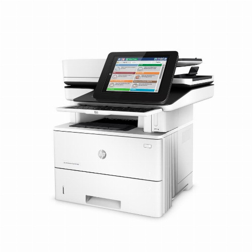 МФУ HP Color LaserJet Enterprise MFP M577F (Лазерный, A4, Цветной, USB, Ethernet, Планшетный) B5L47A