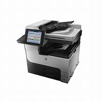 МФУ HP LaserJet Enterprise M725dn B (Лазерный, А3, Монохромный (черно - белый), USB, Ethernet, Планшетный)
