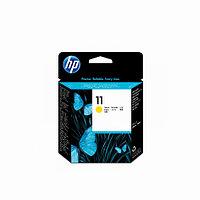 Печатающая головка HP 11 (Желтый - Yellow) C4813A