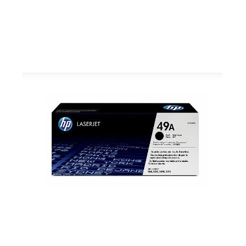 Лазерный картридж HP 49A (Оригинальный, Черный - Black) Q5949A