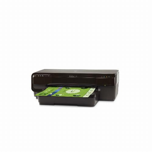Принтер HP Officejet 7110 Color (А3, Струйный, Цветной, USB, Ethernet, Wi-fi) CR768A