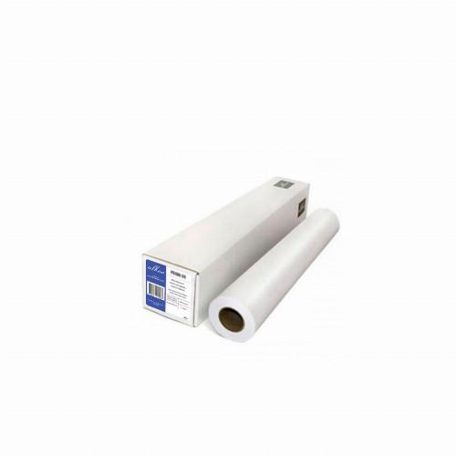 "Бумага для плоттеров (рулонная) Albeo InkJet. Z80-36-6 6 рулонов (А0+, 2"" 50.8 мм, 45.7м, 80г/м2,"