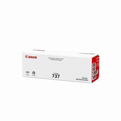 Лазерный картридж Canon 737 (Оригинальный, Черный - Black) 9435B002