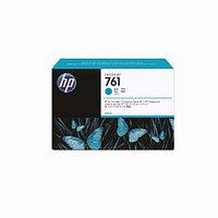 Струйный картридж HP 761 (Оригинальный, Голубой - Cyan) CM994A