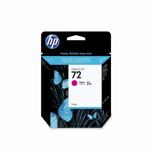 Струйный картридж HP 72 (Оригинальный, Пурпурный - Magenta) C9399A