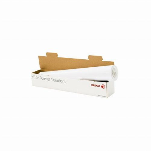 """Бумага для плоттеров (рулонная) Xerox InkJet Roll (А0, 2"""" 50.8 мм, 50м, 80г/м2, Матовая, 36""""/914мм) 450L90001"""