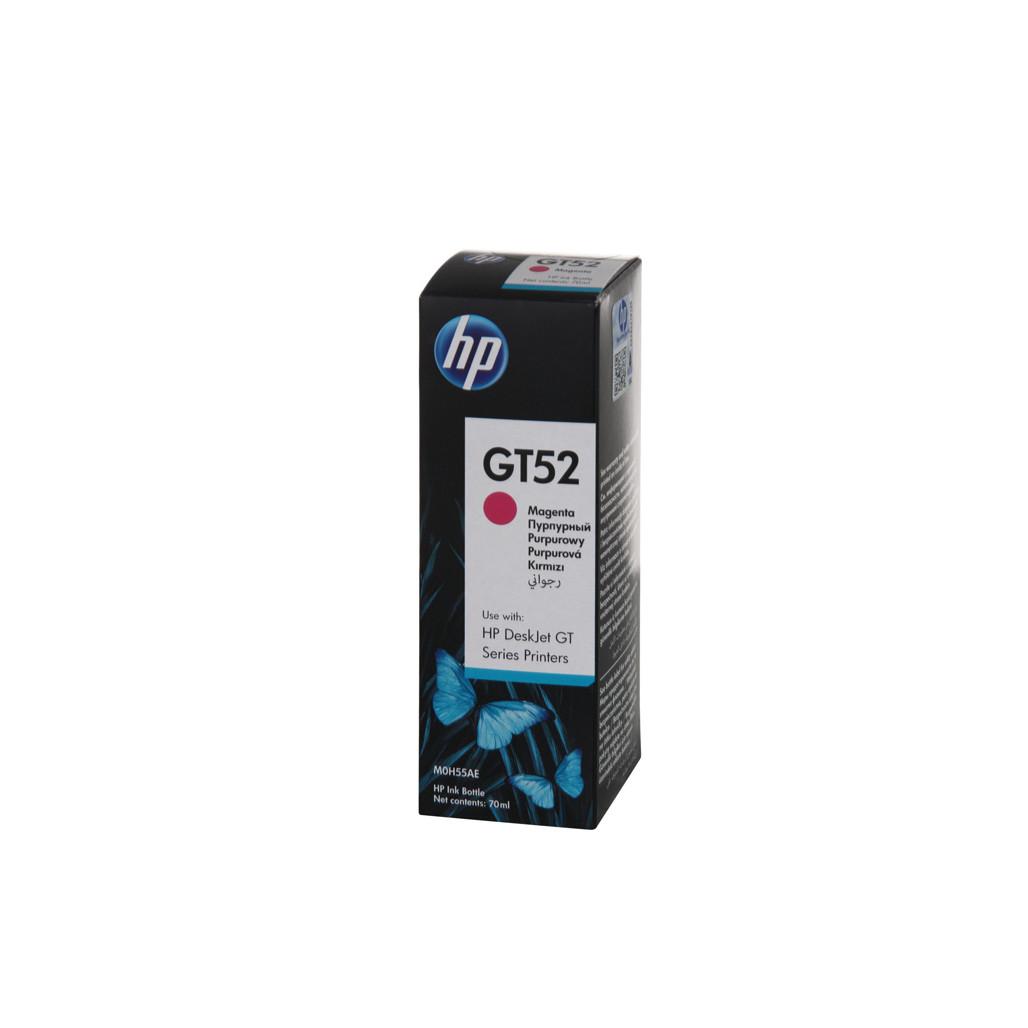 Чернила для печатного оборудования HP GT52 M (Пурпурный - Magenta) M0H55AE