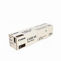 Тонер картридж Canon C-EXV 43 (Оригинальный, Черный - Black) 2788B002
