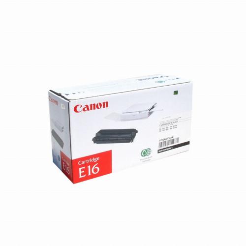 Лазерный картридж Canon E16 (Оригинальный, Черный - Black) 1492A003