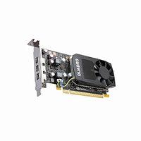 Видеокарта PNY Quadro P400 (Nvidia, 2 Гб, GDDR5, 64 бит, PCI-E 3.0 x 16, 3 x mini-DisplayPort, Без