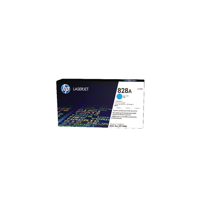 Драм картридж HP 828A (Оригинальный, Голубой - Cyan) CF359A