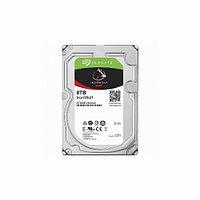 Жесткий диск внутренний Seagate IronWolf (8Тб (8000Гб), HDD, 3,5″, Для систем хранения (СХД), SATA)