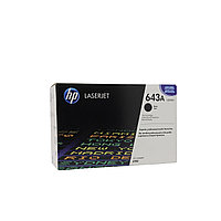 Лазерный картридж HP 643A (Оригинальный, Черный - Black) Q5950A