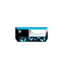 Струйный картридж HP 81 (Оригинальный, Пурпурный - Magenta) C4932A