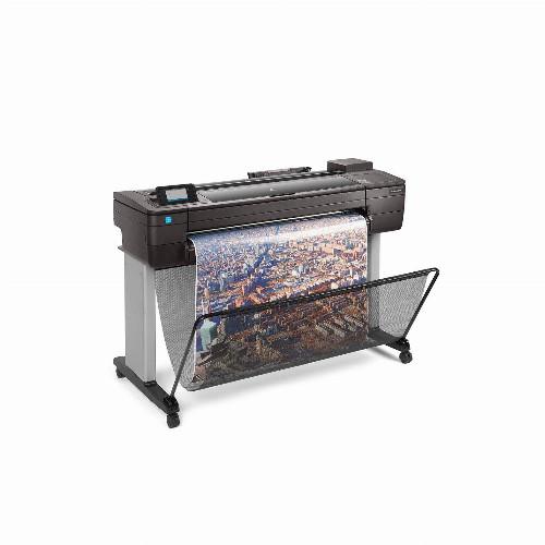 Плоттер HP DesignJet T730 (Цветной, Струйный, А0, Ethernet, Wi-fi) F9A29A